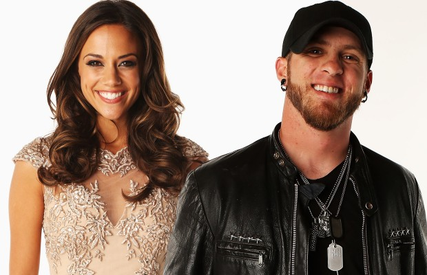 Brantley Gilbert & Jana Kramer are engaged!
