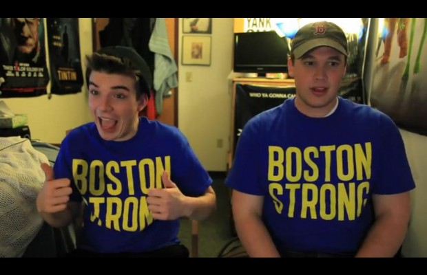 College Students T-shirts for BOSTON!
