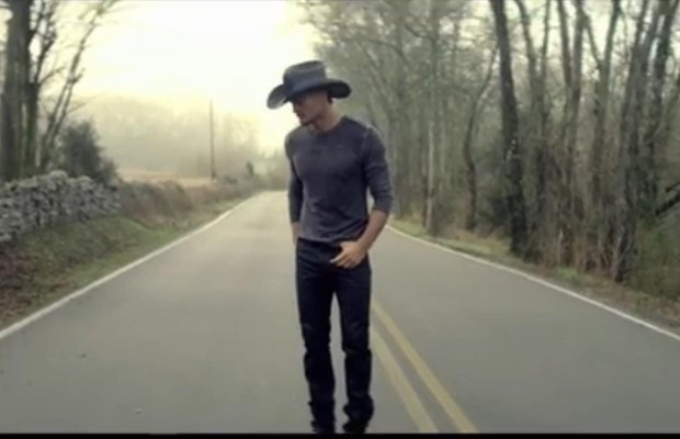 "Tim McGraw ""Highway Don't Care Video"""