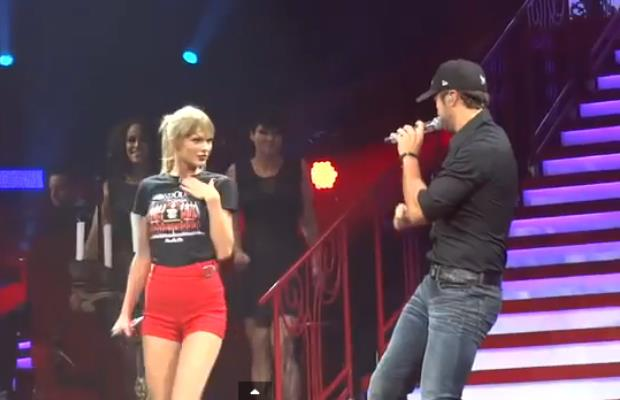 Taylor Swift with Special Guest Luke Bryan