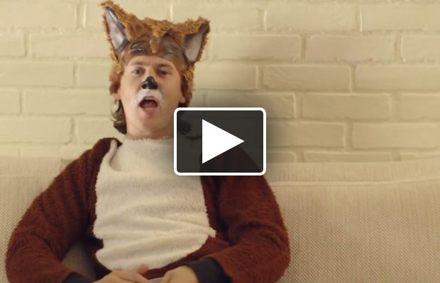What does the fox say lyrics song - photo#24