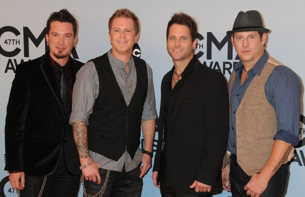 """Singers of the hit song """"Carolina"""" Parmalee joins the Morning Crew"""