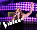 Audra on the Voice