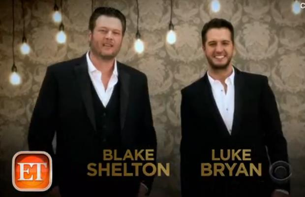Blake & Luke with Some Funny ACM Awards Promos