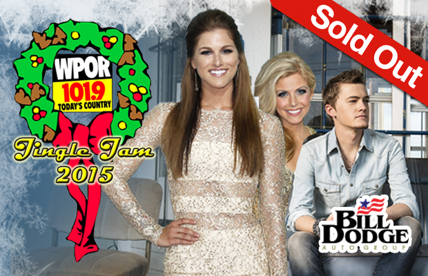 jingle jam sold out